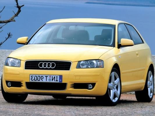 Audi A3 хэтчбек 3-дв.