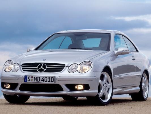 Mercedes-Benz CLK-Класс AMG купе