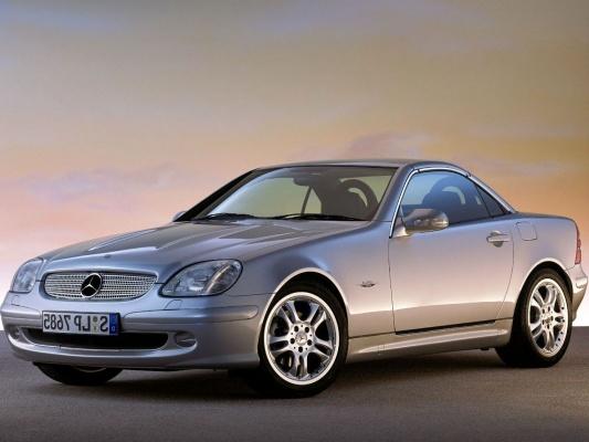 Mercedes-Benz SLK-Класс