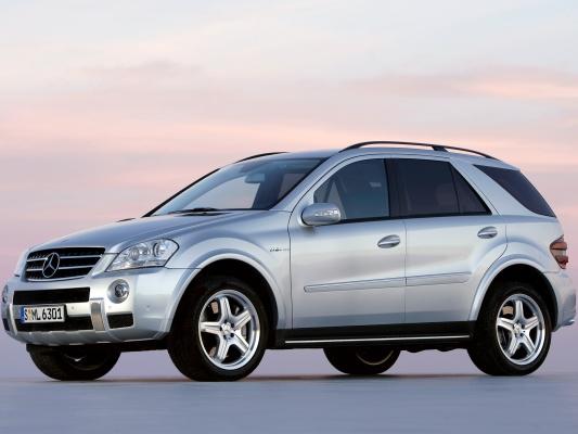 Mercedes-Benz M-Класс AMG