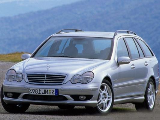 Mercedes-Benz C-Класс AMG универсал