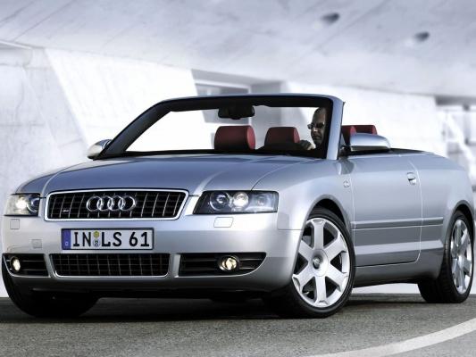 Audi S4 кабриолет