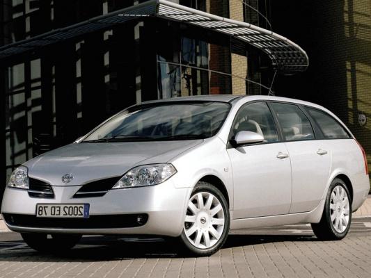 Nissan Primera универсал