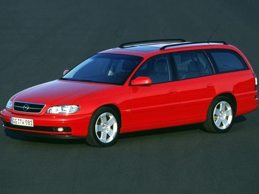 Opel Omega универсал