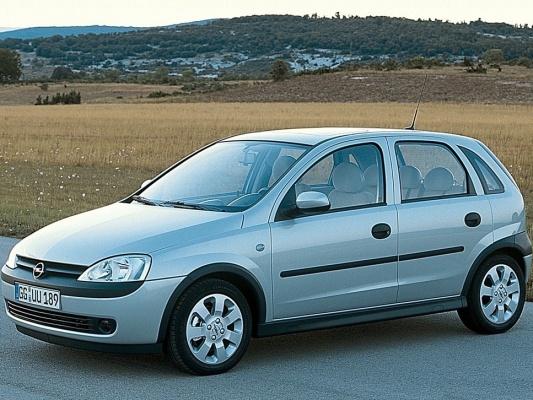 Opel Corsa 5-дв.