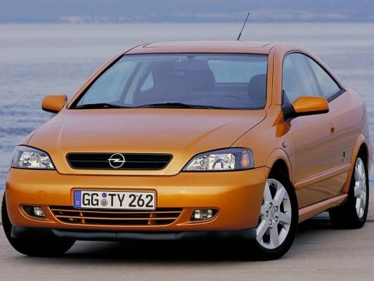 Opel Astra купе