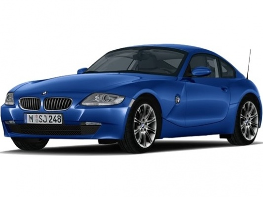 BMW Z4 купе