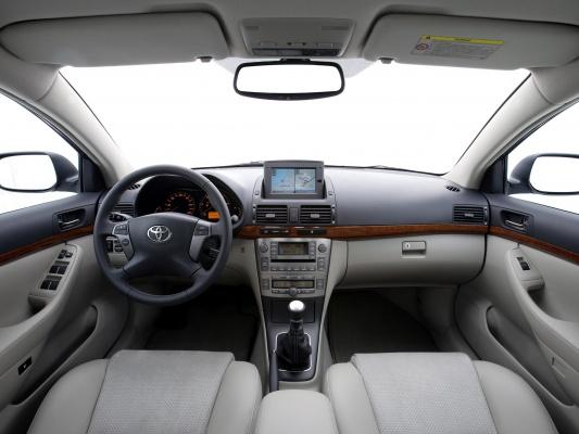 Технические характеристики Toyota Avensis / Тойота Авенсис ...