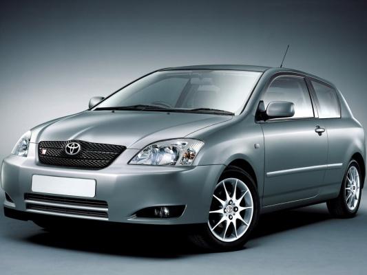 Toyota Corolla хэтчбек 3-дв.