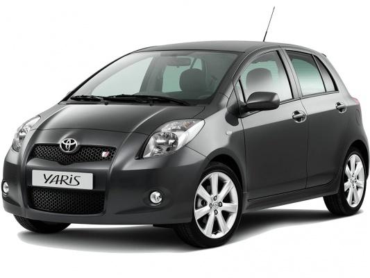 Toyota Yaris 5-дв.