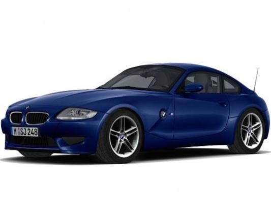 BMW Z4 M купе