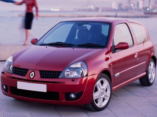 Renault Clio RS 3-дв.