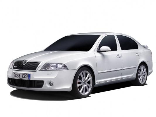 Skoda Octavia RS хэтчбек