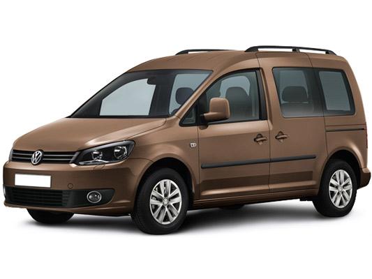 Volkswagen Caddy минивэн