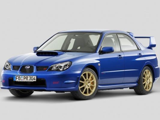 Subaru WRX STI седан