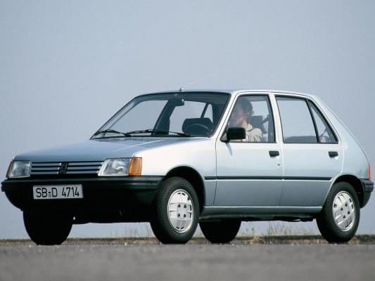 Peugeot 205 хэтчбек 5-дв.