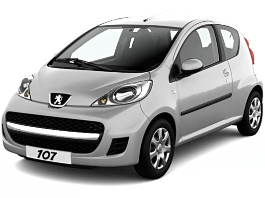 Peugeot 107 3-дв.
