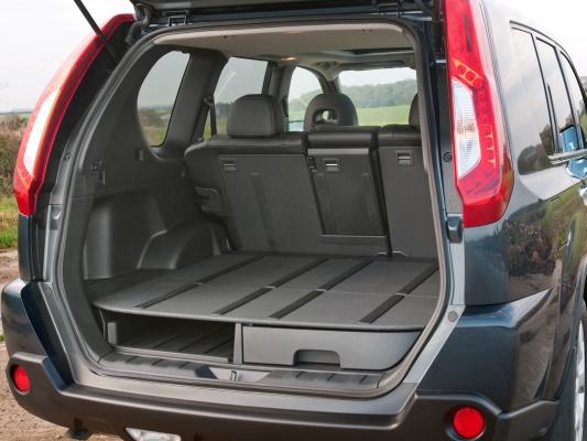 Nissan X Trail T31 рестайлинг Внедорожник модификации и