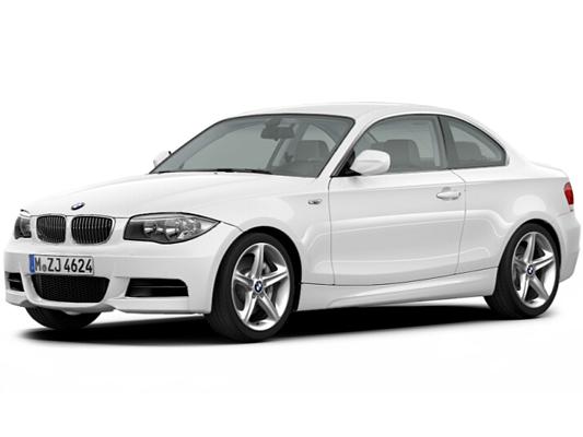 BMW 1 серия купе