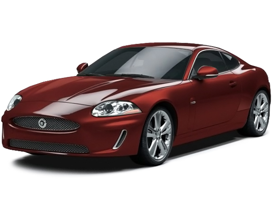 Jaguar XK купе