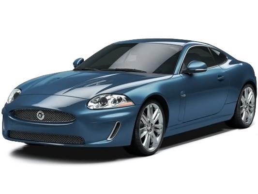 Jaguar XKR купе