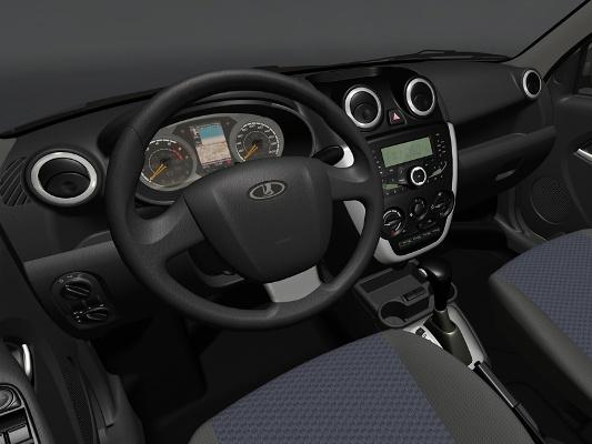 Lada Granta - новый отечественный бюджетный автомобиль