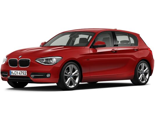 BMW 1 серия хэтчбек 5-дв. F20/F21 Хэтчбек – модификации и ...