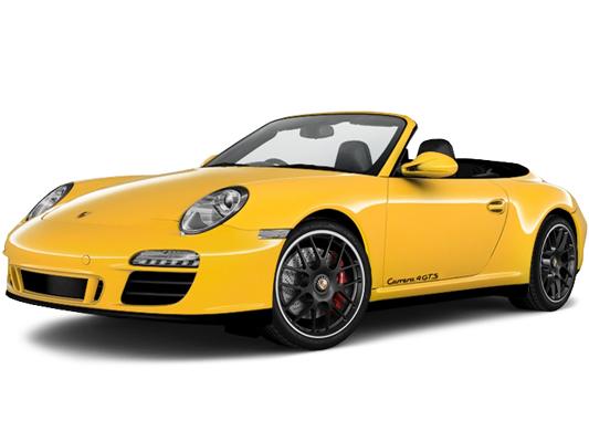 Porsche 911 Carrera 4 GTS кабриолет