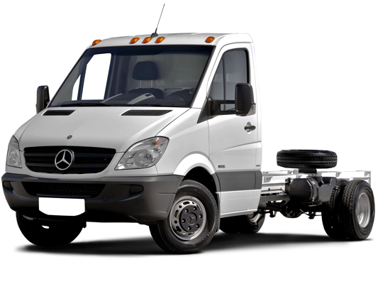 Mercedes-Benz Sprinter шасси 2-дв.
