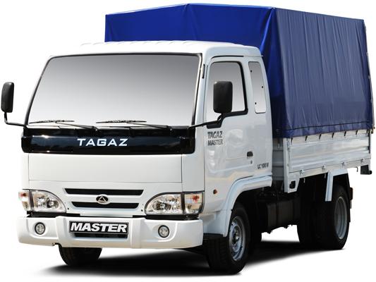 ТагАЗ Master фургон