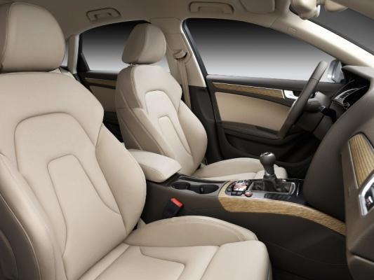 Технические характеристики Audi A4 20 TFSI quattro B7