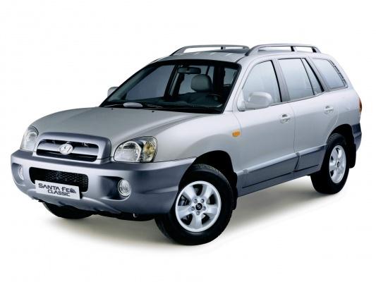 ТагАЗ Hyundai Santa Fe Classic