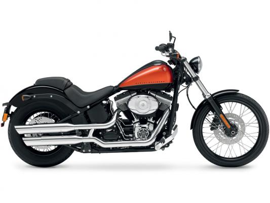 Harley-Davidson Blackline Softail