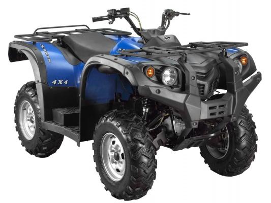 Stels ATV 500H EFI