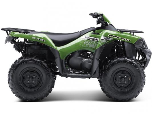 Kawasaki KVF650 4x4