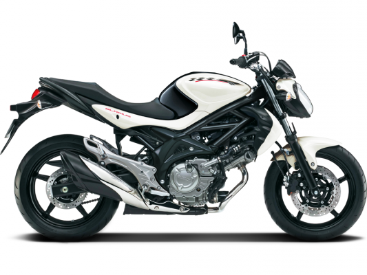 Suzuki Gladius ABS
