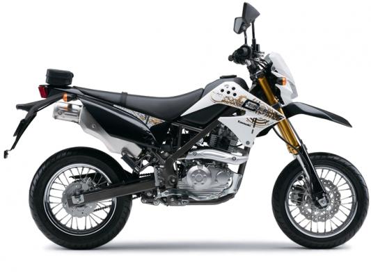 Kawasaki D-Tracker 125