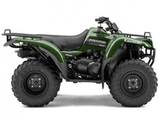 Kawasaki KVF360 4x4