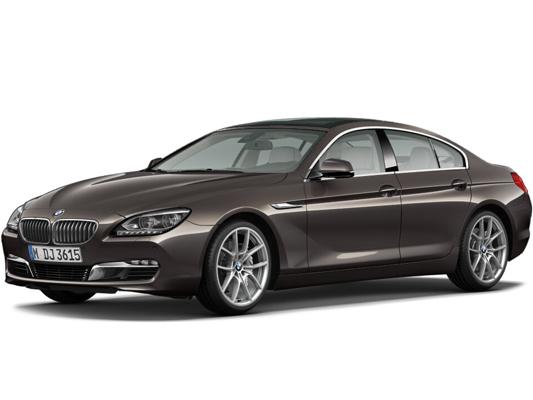 BMW 6 серия Гран Купе