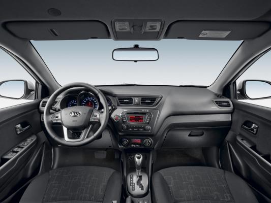 Тест драйв Киа Рио (седан, хэтчбек) - обзор популярного авто