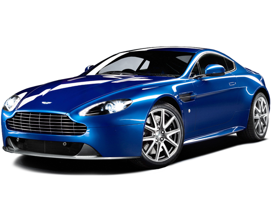Aston Martin V8 Vantage S купе