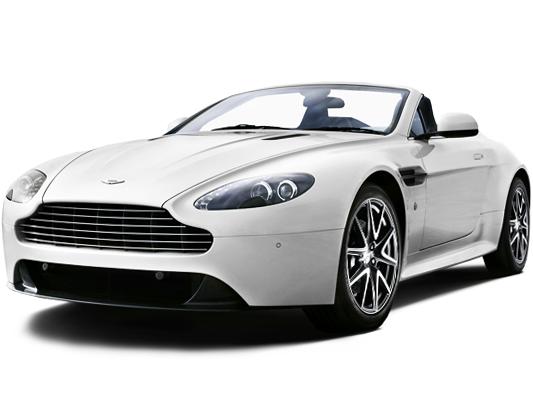 Aston Martin V8 Vantage S родстер