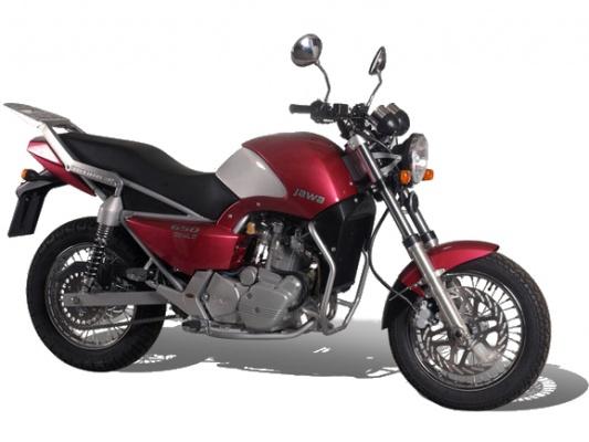 Jawa 650 Style