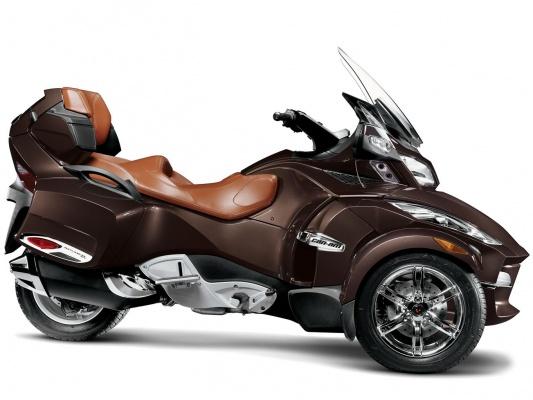 BRP Spyder RT Limited Roadster