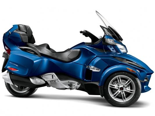 BRP Spyder RT-S Roadster