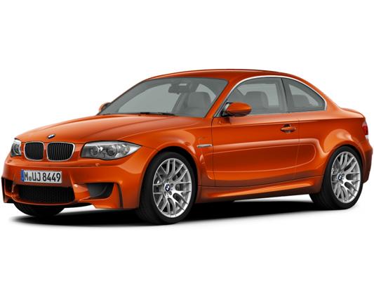 BMW 1 серия M купе