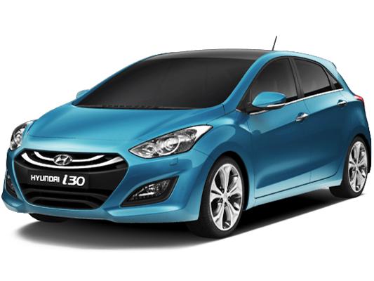 Hyundai i30 хэтчбек 5-дв.