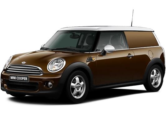 MINI Cooper Clubvan