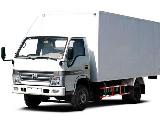 BAW Фenix фургон