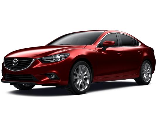 Mazda 6 седан